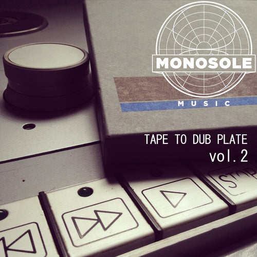 Timmy Rickard - Tape to Dub Plate vol. 2