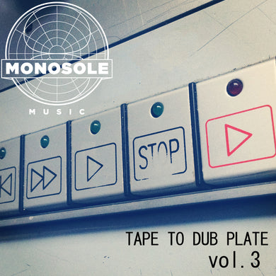 Timmy Rickard - Tape to Dub Plate vol. 3