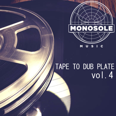 Timmy Rickard - Tape to Dub Plate vol. 4