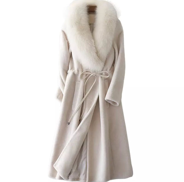 Nude Paris Coat