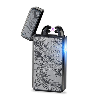 Double Arc Lighter USB cigarette lighter - 99 Thrift $hop