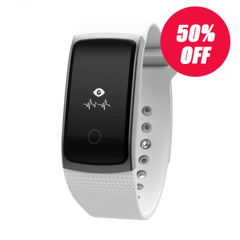Floveme A9 Heart Rate Monitor Smartwatch - 99 Thrift $hop