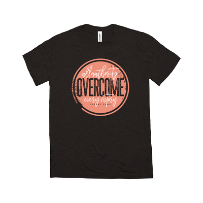 WOMEN'S - OVERCOME T-SHIRT -MC