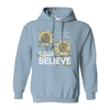 I Still Believe - LADIES Hoodie - MC