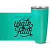 Walk By Faith Viking Tumblers