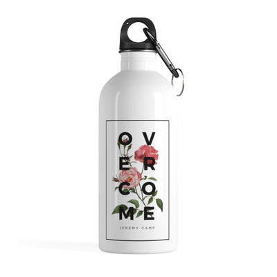 Overcome - Stainless Steel Water Bottle