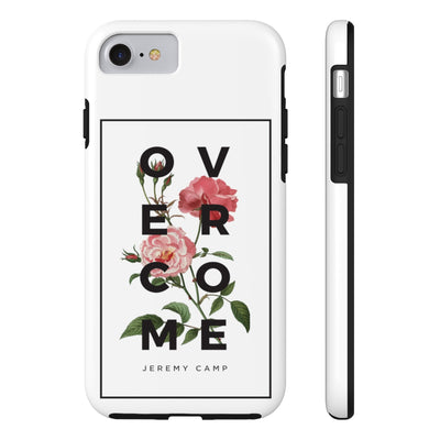 Overcome - Roses - Case Mate Tough Phone Cases