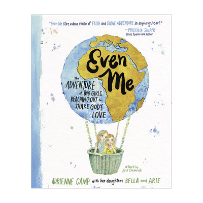 """Even Me"" Children's Book By Adrienne Camp"