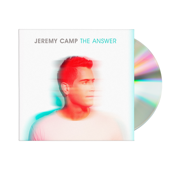 "Jeremy Camp ""The Answer"" CD"
