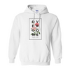 """OVERCOME FLORAL"" Ladies - Hoodie"