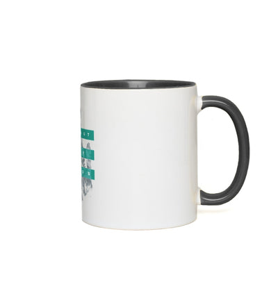Out Of My Hands - Print Mug