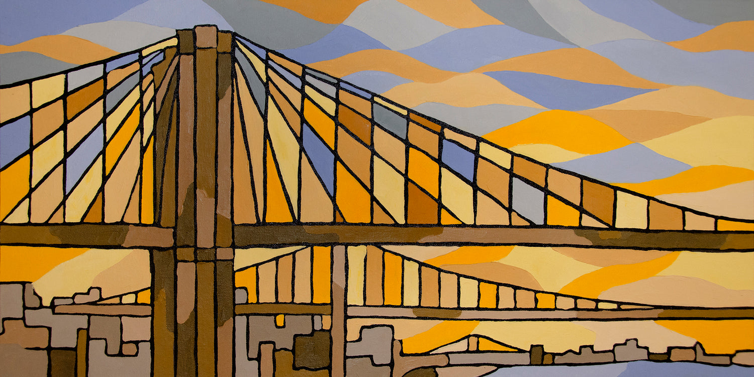 Must See Iconic New York Art Series: 18 Stunning Pieces By Jonathan Munz