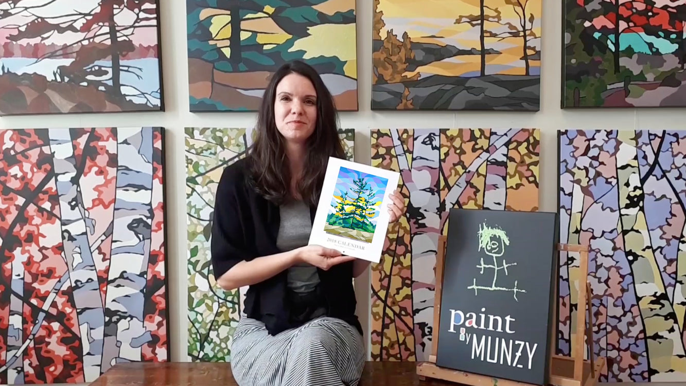 Advertise in Munzy's 2020 Art & Community Calendar