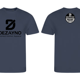 Dezayno Classic Men's Organic T-Shirt (multiple color options) Limited Edition