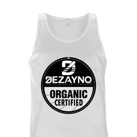 Dezayno Certified Organic Logo Men's Tank Top
