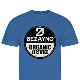 Dezayno Certified Organic Logo T-Shirt (Multiple Color Options)