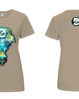 Dezayno Women's Blended FULL COLOR Limited Edition Tee