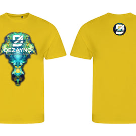 Dezayno Men's Organic FULL COLOR Limited Edition Tee