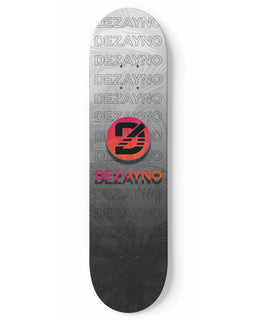 Dezayno Tropical PRO MODEL Skateboard Deck