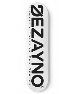Dezayno PRO MODEL Skateboard Deck