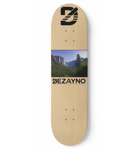 Dezayno PRO MODEL Skateboard Deck - Yosemite