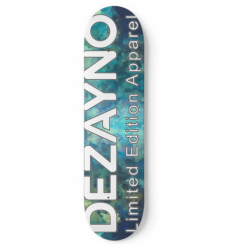 Dezayno Blended Skateboard Deck PRO MODEL Skateboard