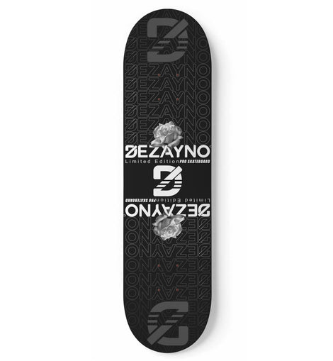 Dezayno PRO Skateboard Deck - Emma's Rose 2020 Model