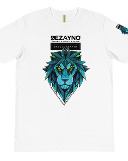 Dezayno & SaveOurEarth.Store Eco-Friendly Organic Apparel Organic T-Shirt