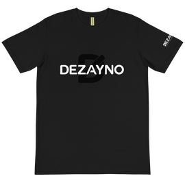 100% Organic Dezayno Logo Strike Limited Edition T-Shirt