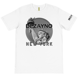 Dezayno We Love New York Limited Edition T-Shirt Black&White