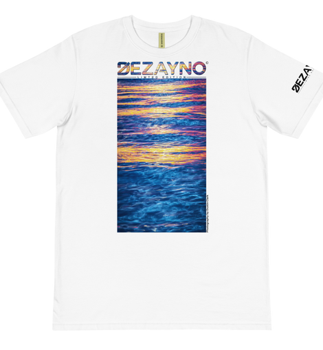 Dustin Clark Limited Edition Organic T-Shirt in White