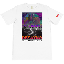 Dezayno We love L.A. Limited Edition T-Shirt on 100% Certified Organic Cotton