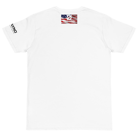 Dezayno Respect Our Freedom Organic T-Shirt Limited Edition