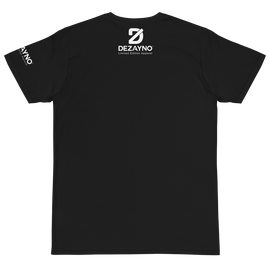 Dezayno We Love Los Angeles | Black & White Limited Edition T-Shirt