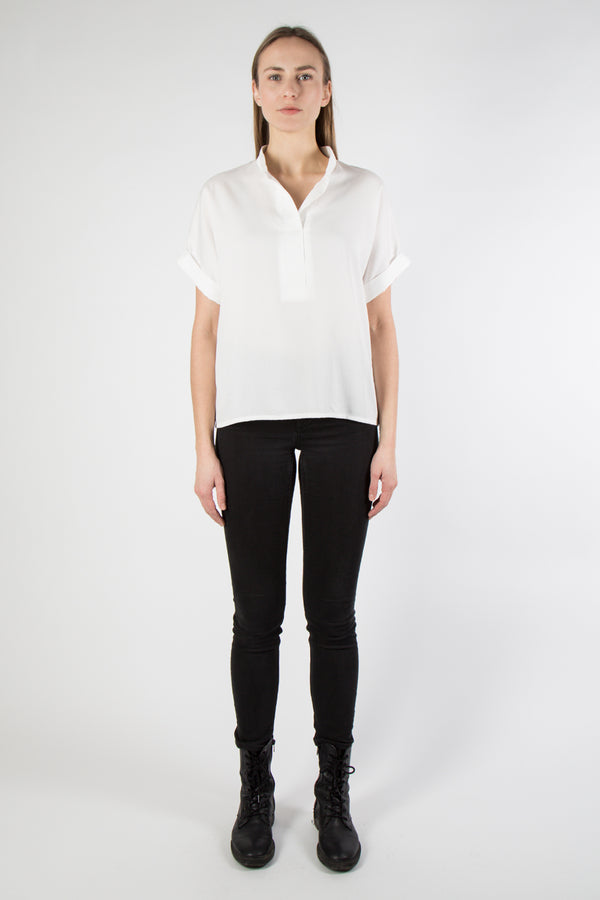 Liva Blouse - white