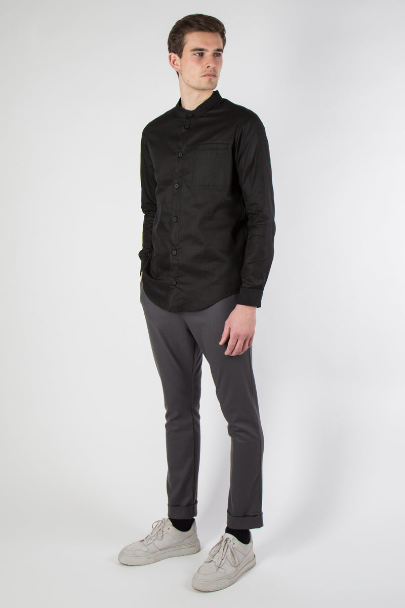 Mikkel Shirt - black