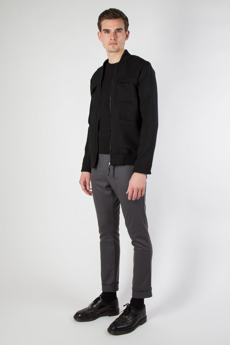 Statement Jacket - black