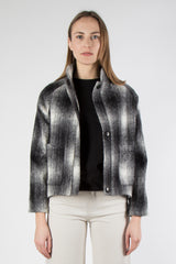 Cozy Jacket - plaid