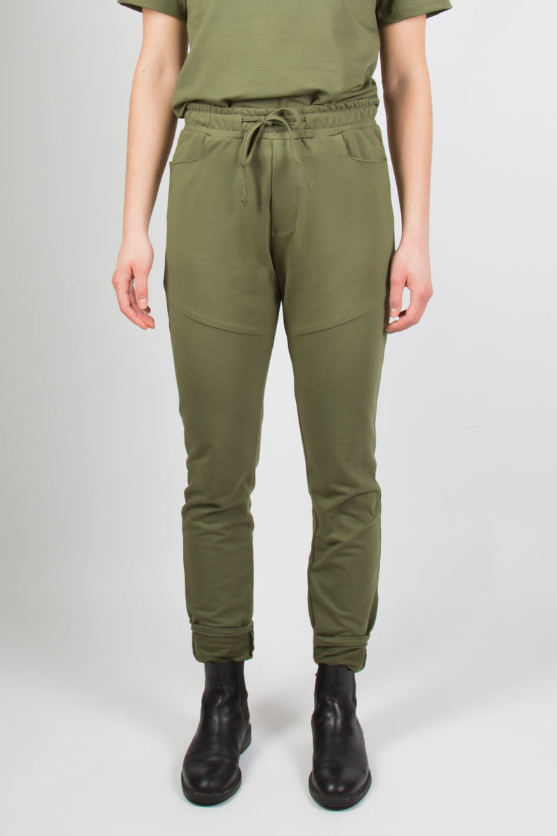 Lia Sweatpants - green