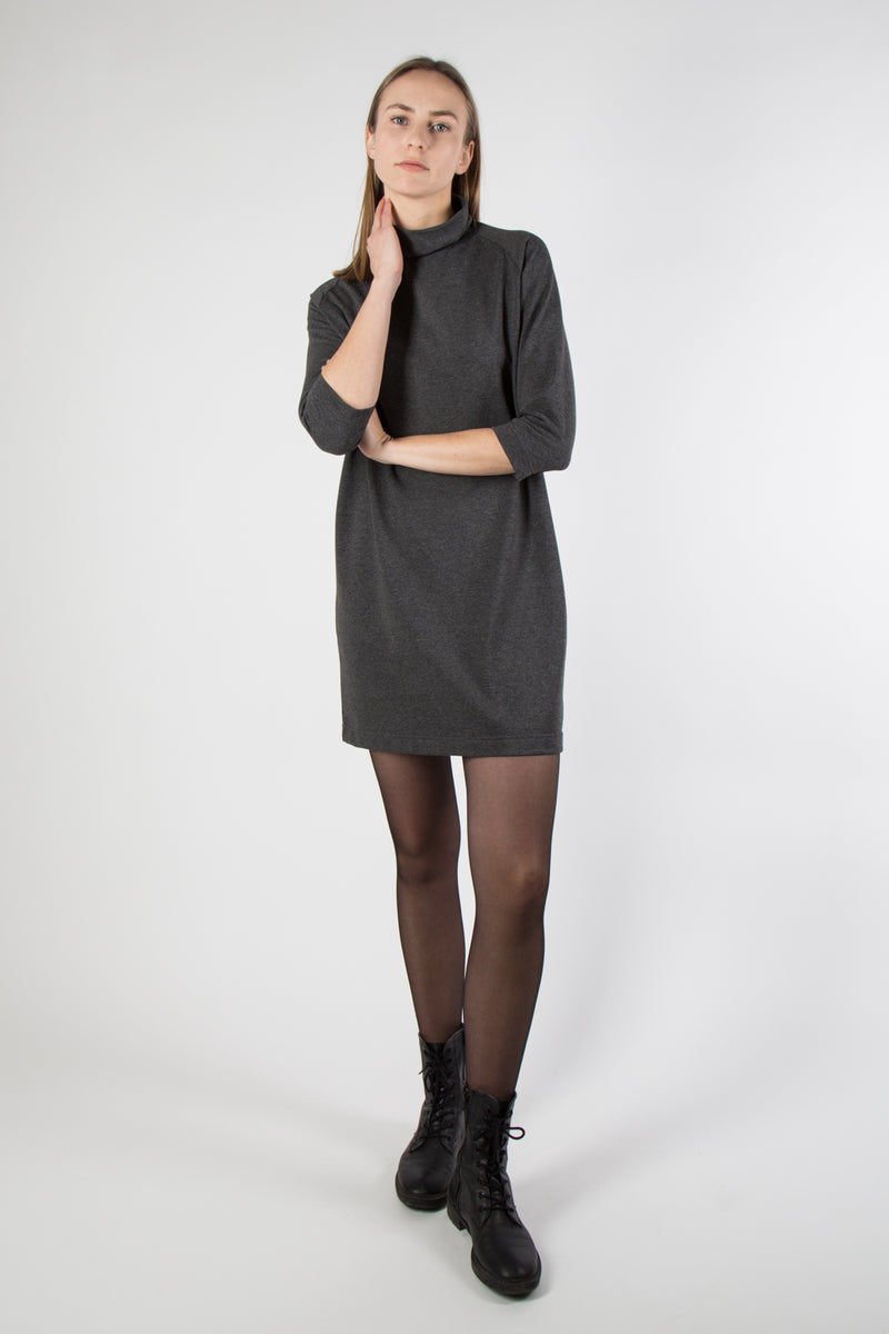 Joana Dress - darkgrey