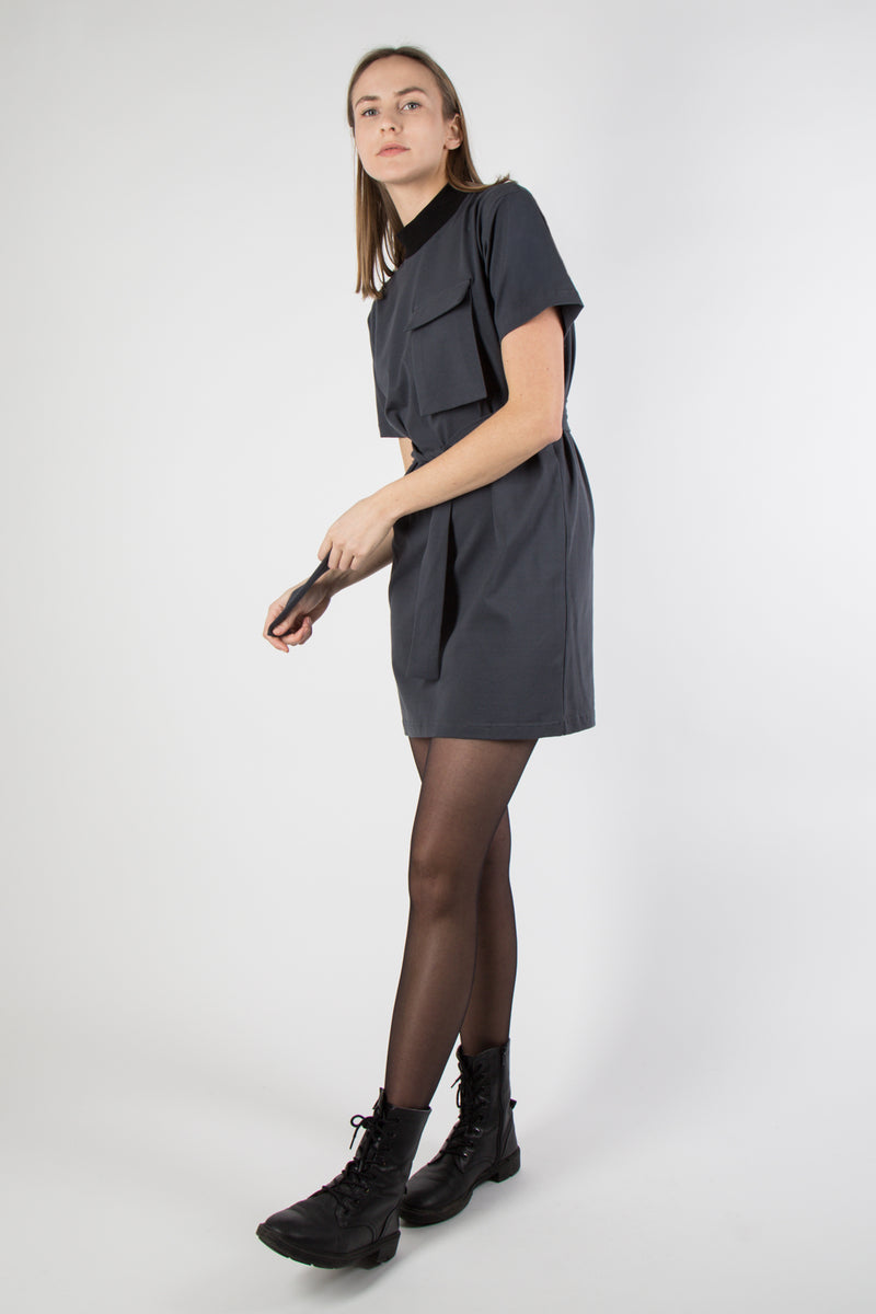 Talvi Dress - grey