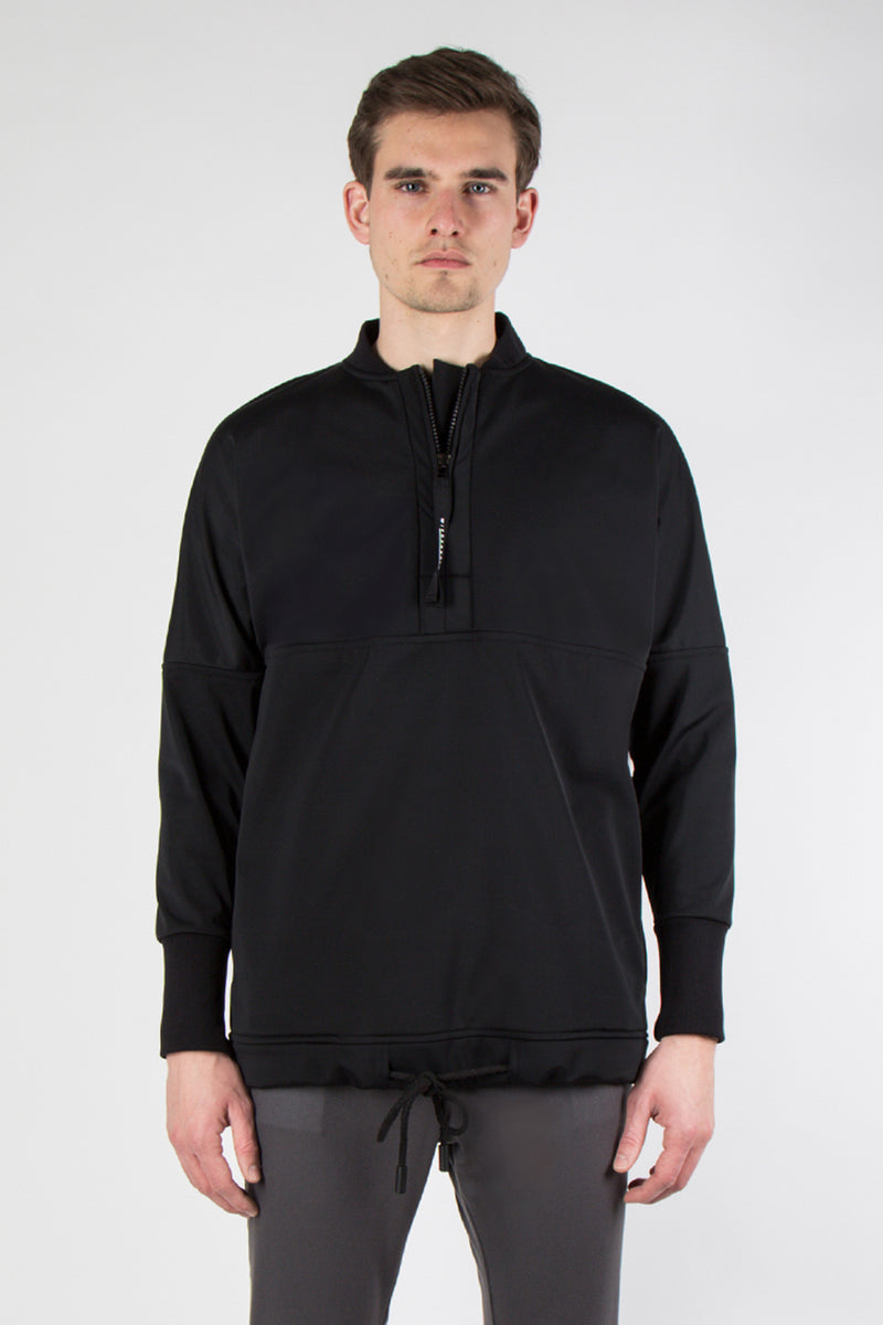 Jacket softshell - black