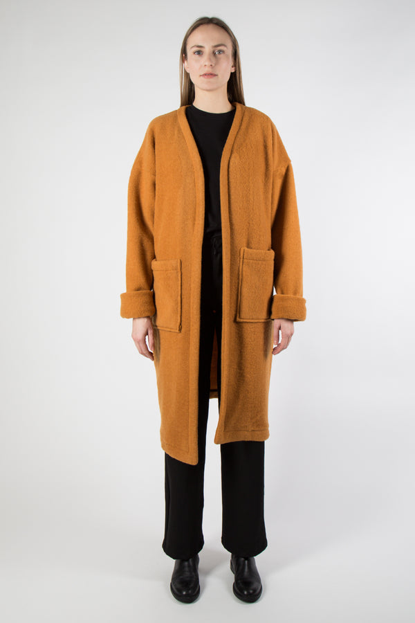 Svea Cardigan - orange