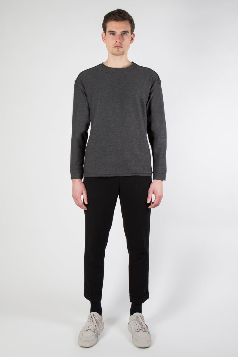 Soren Sweater - darkgrey