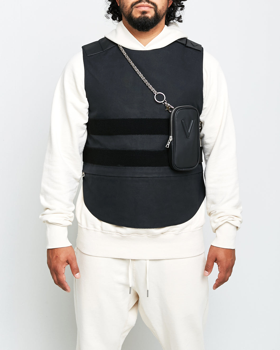The Artist Vest With Poet Bag