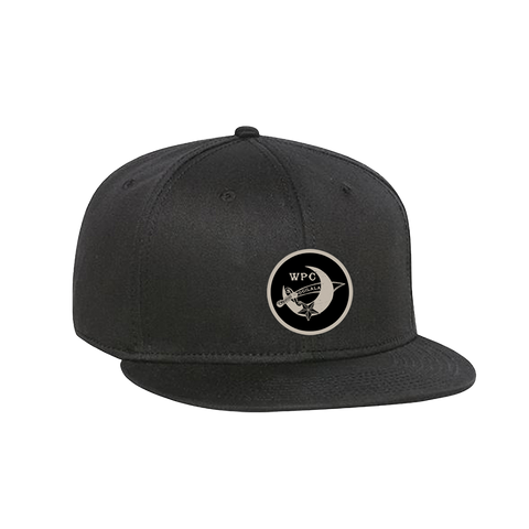 WPC MOON BLACK SNAP BACK