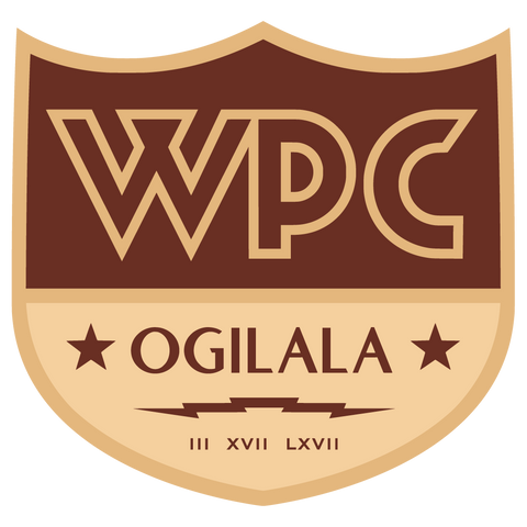 WPC Ogilala Patch