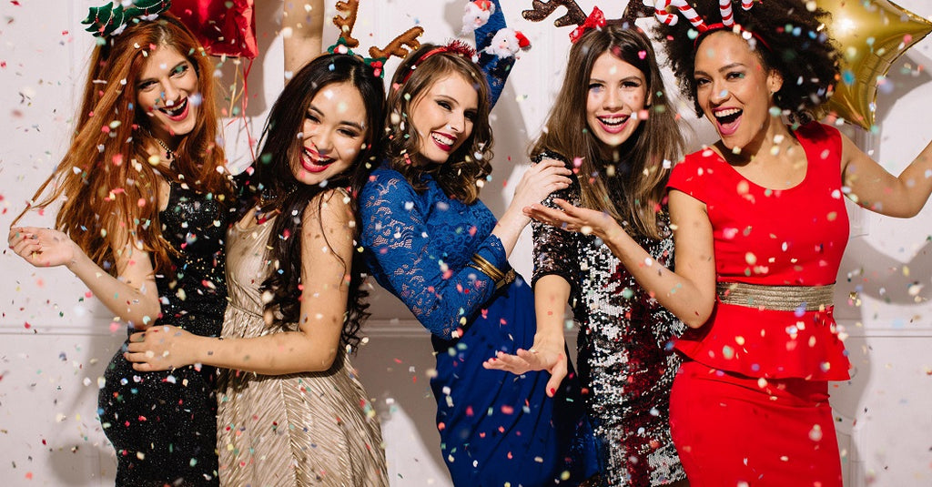 6 Festive Makeup Ideas For Your Next Holiday Party