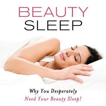The Importance of Sleep for Glowing Skin
