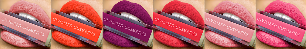 Liquid Lip Suede by Civilized Cosmetics